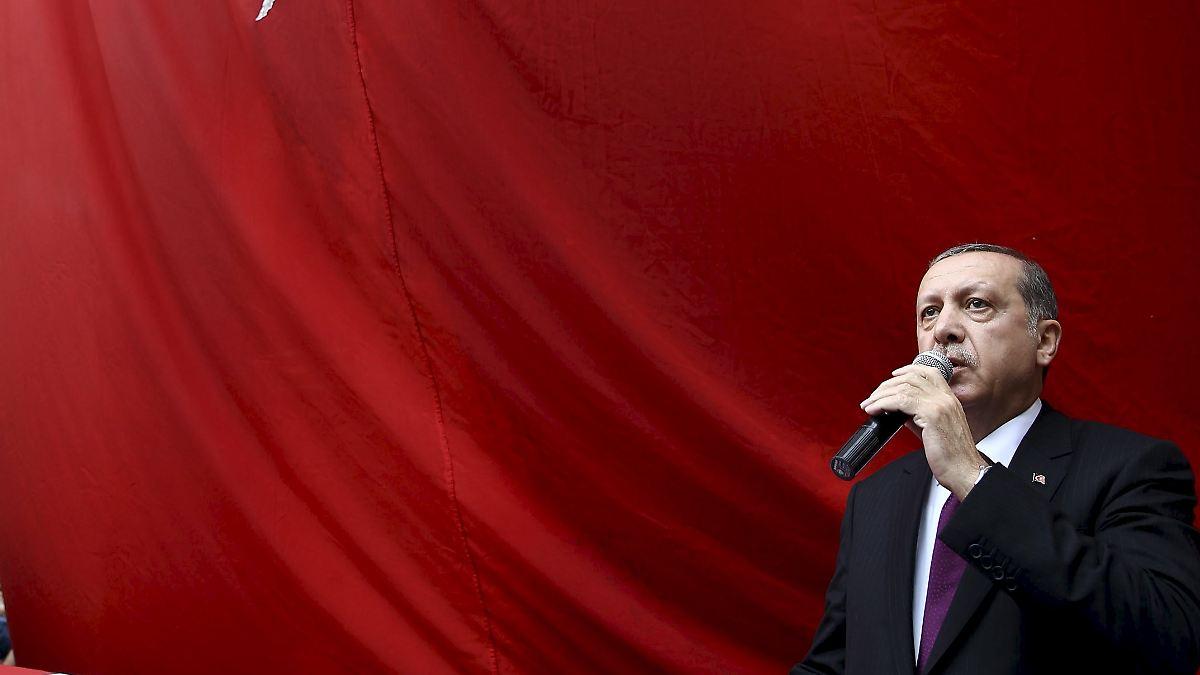 Erdoğan startet einen großen Krieg