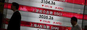 Noch ist der Börsencrash in China kein Vorbote einer globalen Finanzkrise.