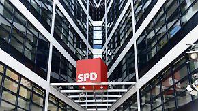 Gebäude in Berlin geräumt: Anonyme Bombendrohungen gegen SPD-Zentrale und Lageso