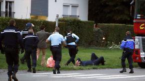 Vier Tote in Nordfrankreich: Mann eröffnet Feuer in Lager von Sinti und Roma