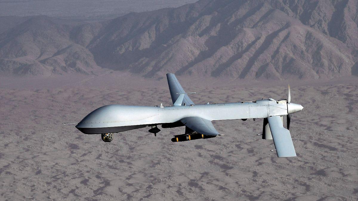 Geheimpapiere demaskieren Drohnenkrieg