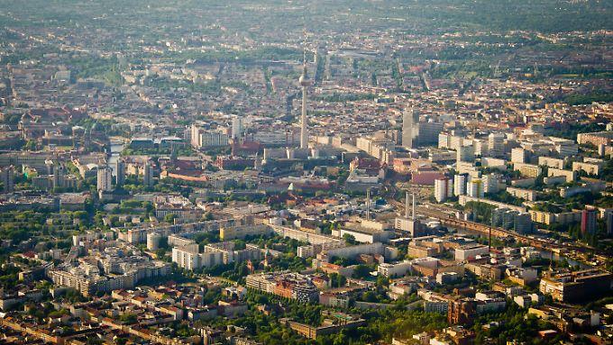 Berlin: Gerade in den Städten wohnen die meisten Menschen zur Miete.