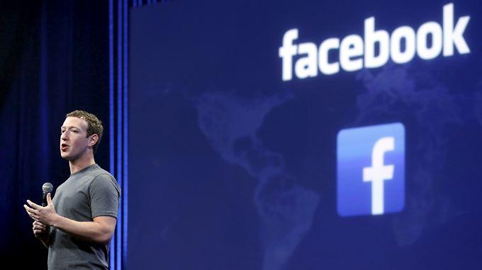 Laut Facebook-Chef Mark Zuckerberg ist das soziale Netzwerk erstmals von einer Milliarde Menschen an einem Tag genutzt worden.