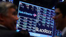 """Der Börsen-Tag: Vorsicht! Blackrock & Co """"greifen nach unserem Geld"""""""