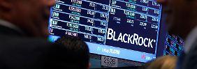Blackrock bewegt viele Kurse - weltweit.