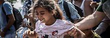 EU-Sondertreffen: Wer nimmt wie viele Flüchtlinge auf?