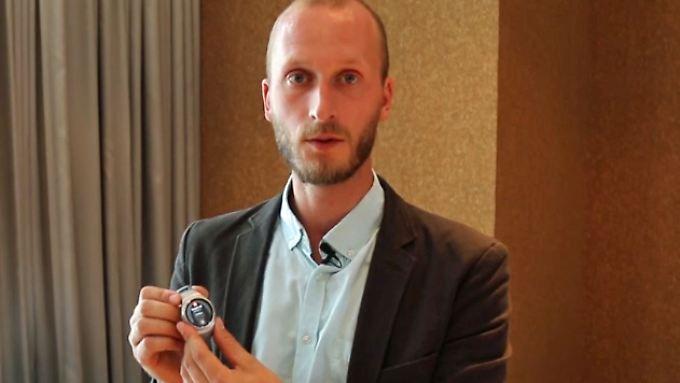 Vorstellung der Gear S2: Samsung dreht am Smartwatch-Rad
