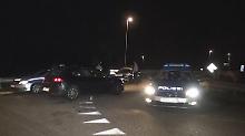 Rasende Jagd über acht Autobahnen: Polizei verfolgt Fahrer durch Rheinland