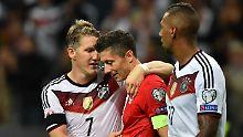Rechte für EM- und WM-Quali: RTL zeigt weiter Fußball-Länderspiele