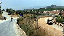 Weitere Sperranlage: Israel baut Grenzzaun zu Jordanien