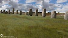 """Rituelle Stätte bei Stonehenge: Wurde """"Superhenge"""" entdeckt?"""