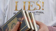"""Salafismus in Deutschland: """"Hamburg entwickelt sich zu einer Hochburg"""""""