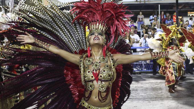 Feiern? Brasilien steckt tief in der Krise.