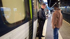 Keine Züge mit Flüchtlingen: Dänen hebeln europäische Reisefreiheit aus