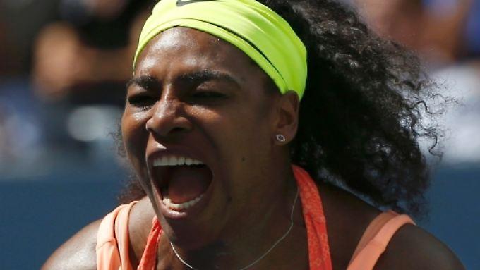 Die vier wichtigsten Turniere in einem Kalenderjahr zu gewinnen, soll Serena Williams vergönnt bleiben.
