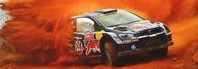 Makelloser Titel-Hattrick: Ogier krönt sich zum Rallye-König