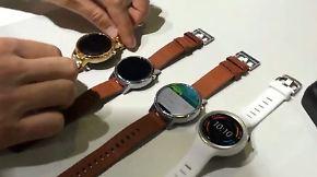 Die IFA-Highlights 2015: Motorolas Smartwatch Moto 360