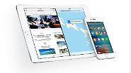 iPhone- und iPad-Updates erhältlich: Die besten Neuheiten bei iOS 9
