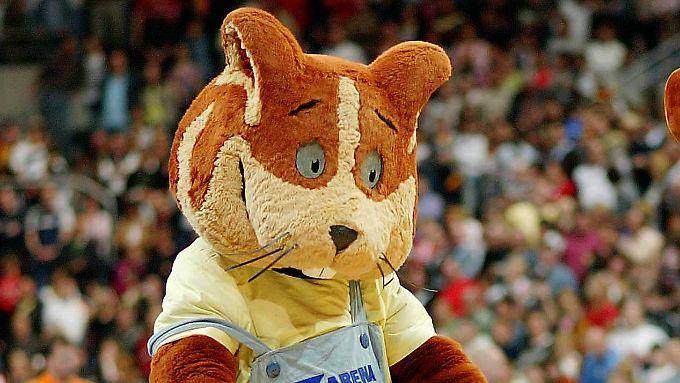 Hamster Udo hat sich ordentlich daneben benommen.