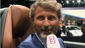"""Lamborghini-Chef Winkelmann: """"Weltweit läuft es sehr gut"""""""