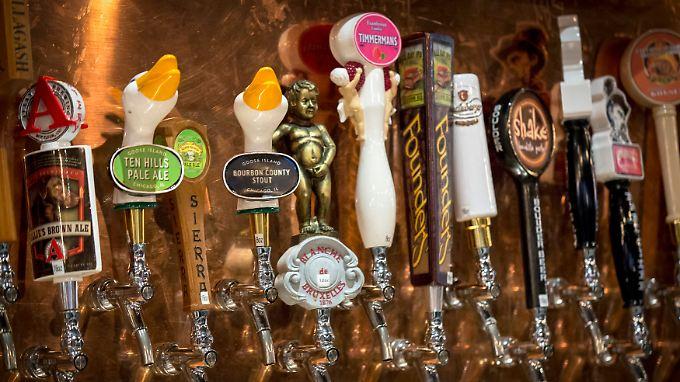 Craft-Biere finden immer mehr Anhänger - zum Leidwesen der großen Brauereien.
