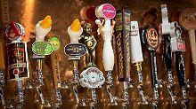 Börsianer lieben Bier: Prost New York Stock Exchange!