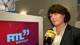 "RTL-Chefin Schäferkordt: ""Das Digitalgeschäft gewinnt zunehmend an Bedeutung"""
