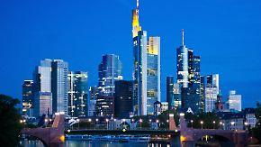 """""""Schreckgespenst Niedrigzins"""": Bafin sieht Banken ernsthaft bedroht"""