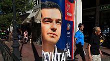 Am Sonntag entscheiden die Griechen, wer das mit neuen Kredithilfen verbundene Reformprogramm künftig umsetzen soll.