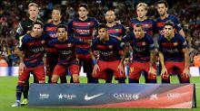 Wegen Unabhängigkeit Kataloniens: Liga-Chef droht FC Barcelona mit Rauswurf