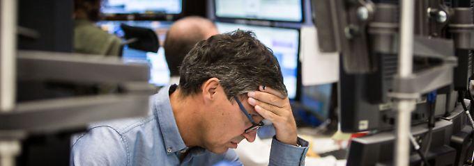 Die Fed, der US-Zins, die Wahl in Griechenland - und dann das: Der Abgasskandal bei VW vernichtet auf einen Schlag zwölf Milliarden Euro an Börsenwert.