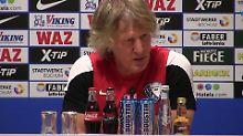 """+ Fußball, News, Transfergerüchte +: VfL-Coach beschimpft """"Bild""""-Journalisten"""