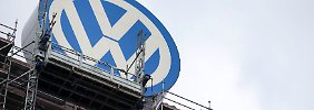 Interne Ermittlungen stocken: VW verschiebt Bericht zu Abgasaffäre
