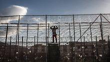 Polizisten aus jedem Land: Frontex-Chef fordert EU-Grenzschutz