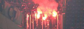 """""""Kotzt mich richtig an"""": Ost-Derby wird von Krawallen überschattet"""