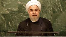Kerry reagiert zurückhaltend: Iran bietet USA Gefangenenaustausch an