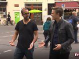 Für alles gibt es Regeln in Deutschland, das ist Aimans Eindruck.