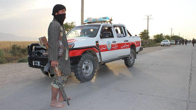 Die afghanische Armee wurde in Kundus von den Taliban überrascht und überrannt.