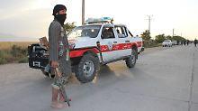 Kundus von Taliban erobert: Arnold: Bundeswehr muss länger bleiben