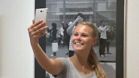 n-tv Ratgeber: Wie man mit Selfies in rechtliche Fallen tappen kann