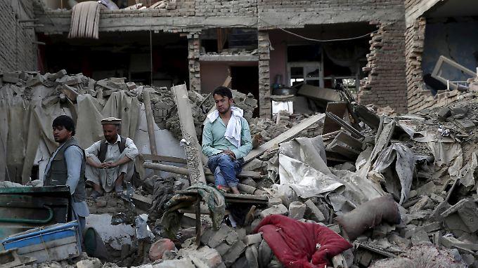 Weitere Flüchtlingswelle erwartet: Immer mehr Afghanen brechen Richtung Europa auf