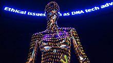 """Das """"Genom-Projekt"""" ist nur der Anfang: Wissenschaftler könnten nun gezielt an der genetischen Entstehung von Krankheiten forschen."""
