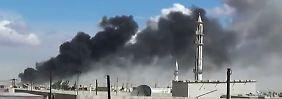 Viele Opfer bei Angriffen in Syrien: Russland und USA vereinbaren Militärtreffen