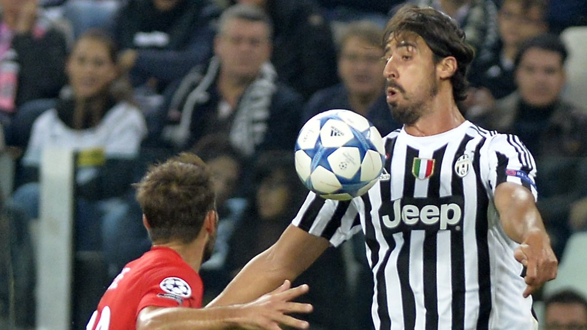 was f r ein spieler khedira deb t bringt juventus gl ck. Black Bedroom Furniture Sets. Home Design Ideas