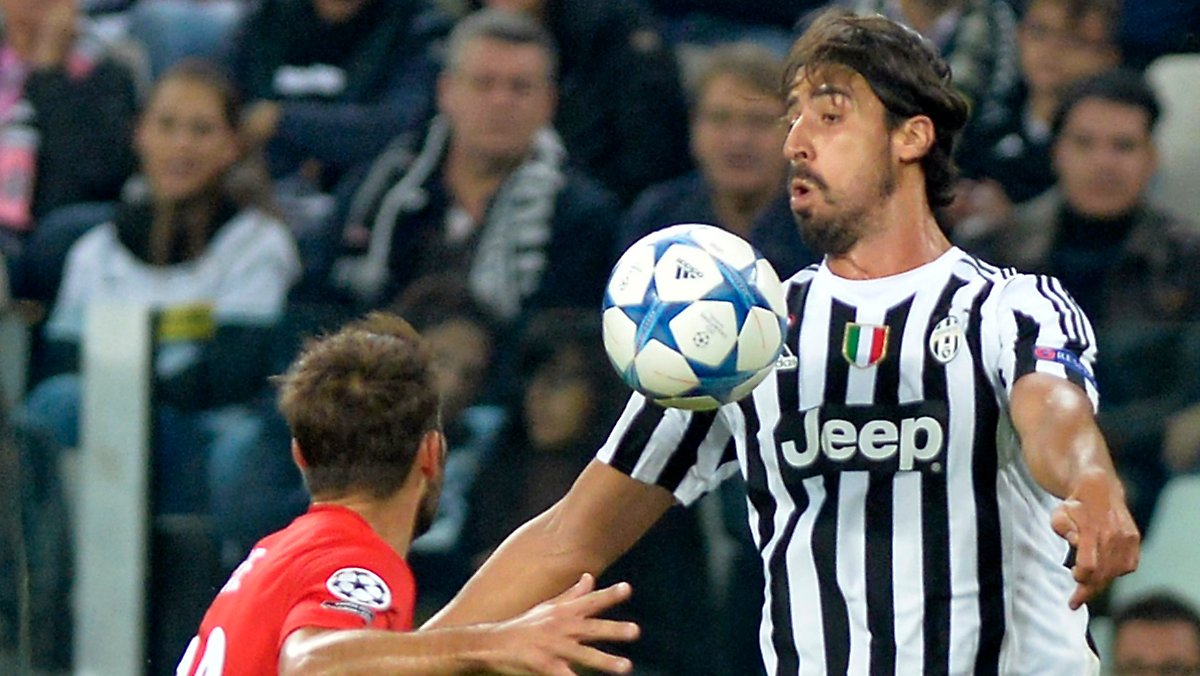 was f r ein spieler khedira deb t bringt juventus gl ck n. Black Bedroom Furniture Sets. Home Design Ideas
