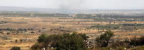 Rebellen meldeten gestern Kämpfe mit regierungstreuen Truppen unter anderem bei Beit Gin im Südenwesten,
