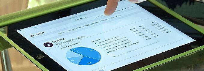 Robo-Advisor sind Programme im Internet, die Anlageberatung und -vermittlung anbieten.