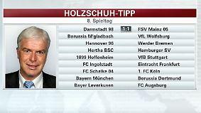 """Holzschuh tippt den Spieltag: """"In München kann alles passieren"""""""