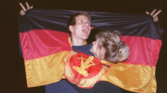 25 Jahre Deutsche Einheit: Unterschied zwischen Ost und West ist noch immer beachtlich