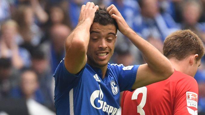 Sechs Millionen kostete Di Santos Transfer von Bremen zu Schalke. Zum Einsatz kommt er trotzdem nicht.
